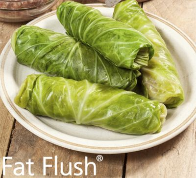 Stuffed Cabbage- Official Fat Flush Recipe