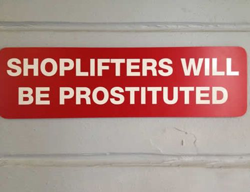 Thats a rather harsh punishment.