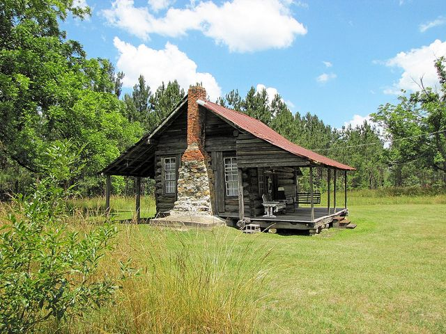Image result for cabin and barn in the woods of southern indiana