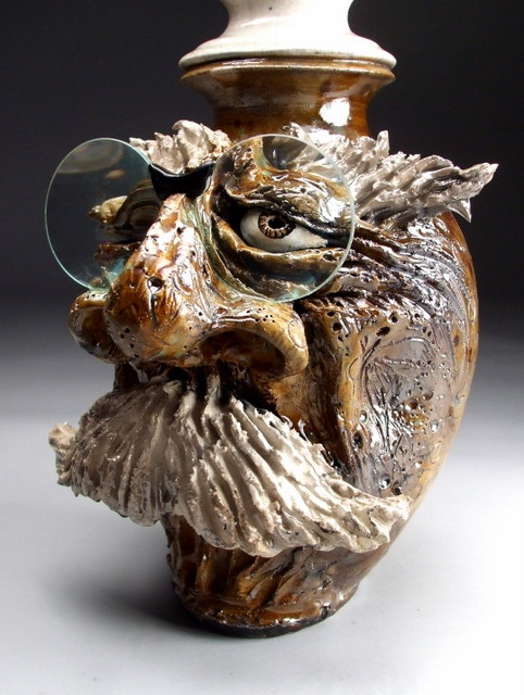 Mitchell grafton creations cool stuff pinterest for Cool ceramic art