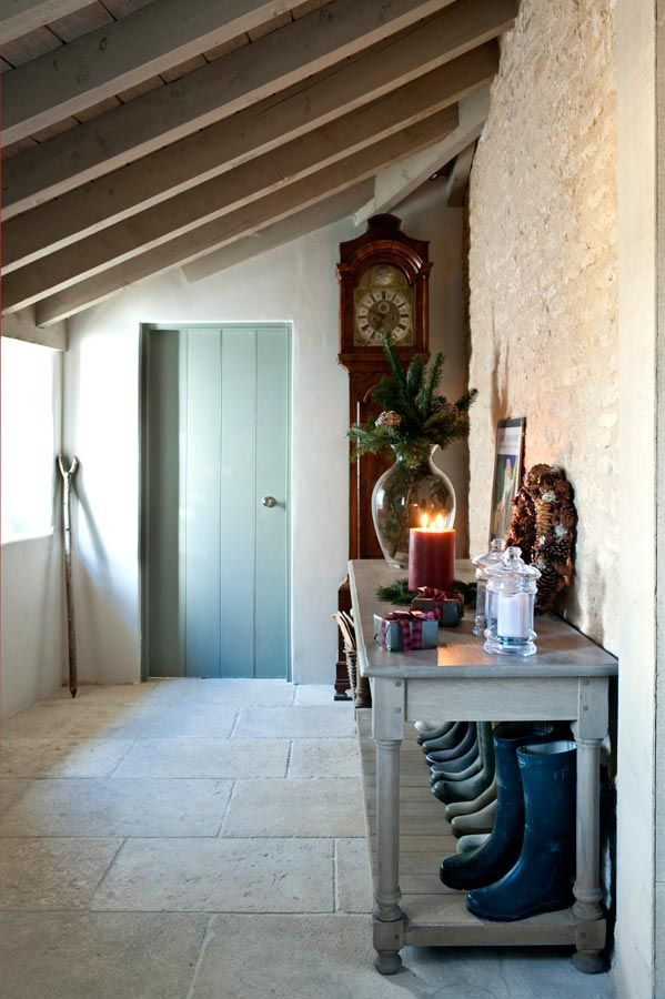 Wiltshire Converted Barn by Sims Hilditch Interior