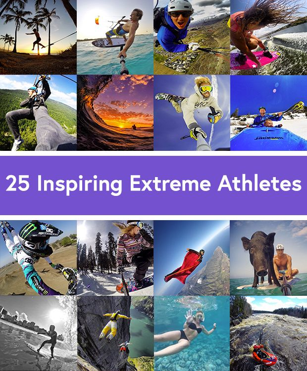25 Inspiring Athletes to Follow on Instagram