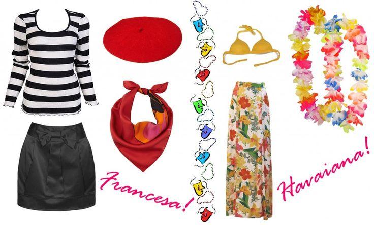 Carnaval: Fantasias Improvisadas!