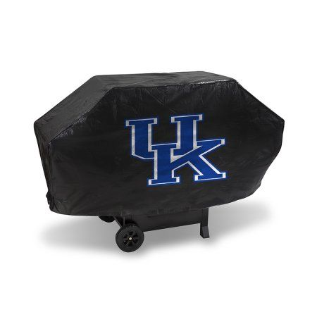 Kentucky Wildcats Ncaa Deluxe Barbeque Grill Cover, Black