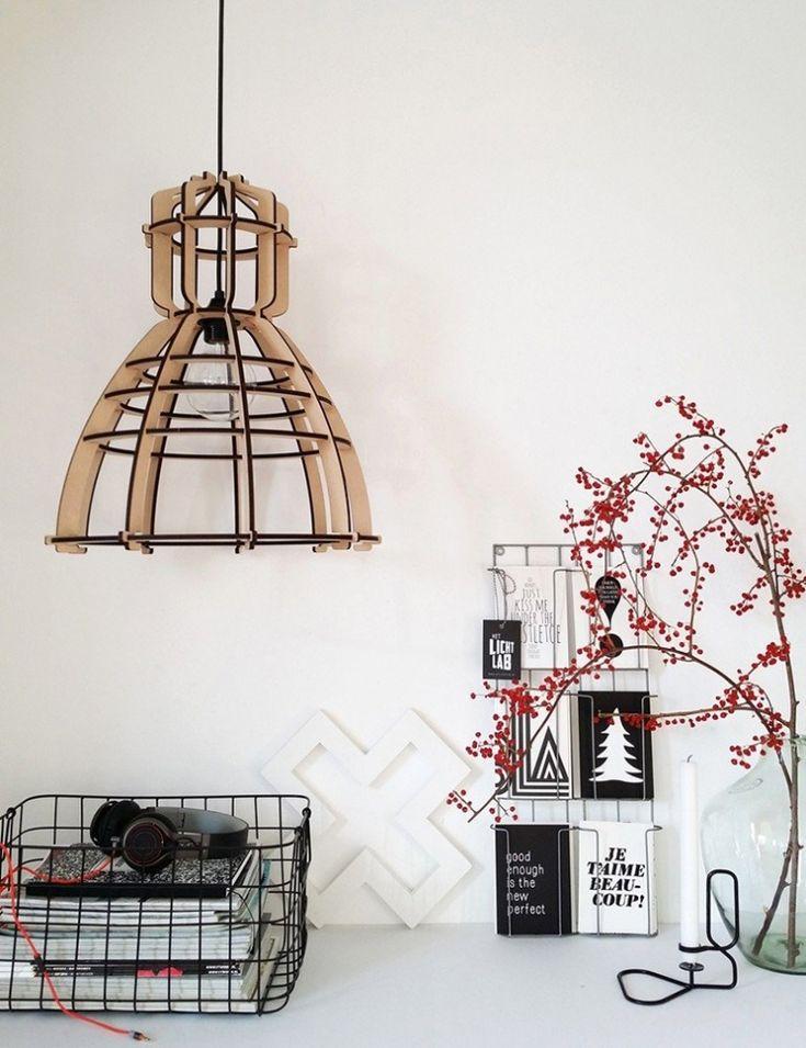 Best Pronken met industri le lampen in huis