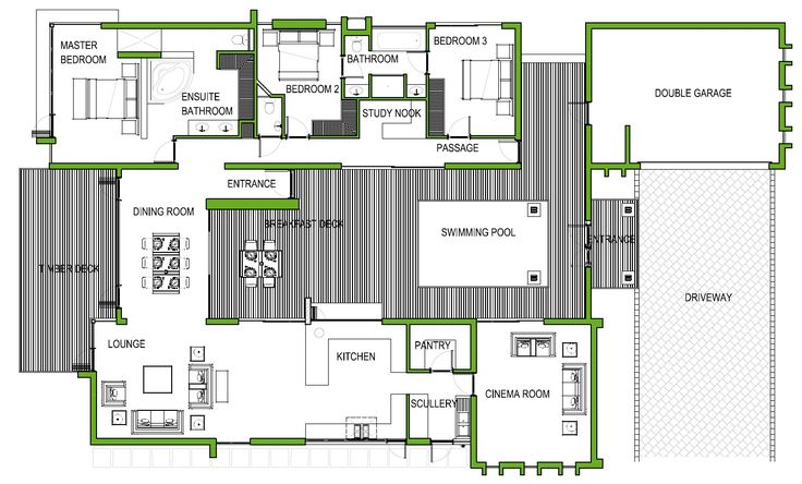 1000+ Ideas About House Plans South Africa On Pinterest