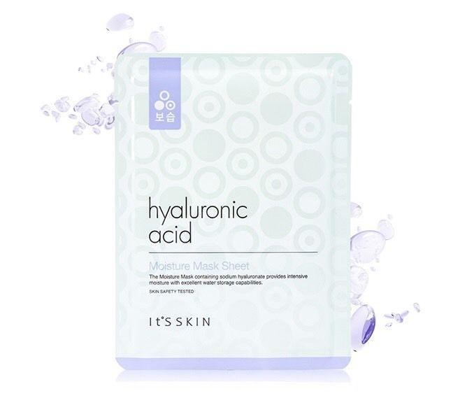 It's Skin Hyaluronic Acid Mask Hyaluronsäure Maske Elastizität anti Falten X 3st in Beauty & Gesundheit, Gesichtspflege, Kuren & Masken | eBay!
