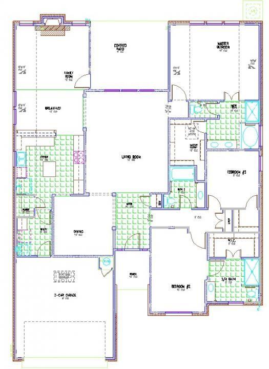 Oakland Floor Plan Ideal Homes Dream Home Pinterest