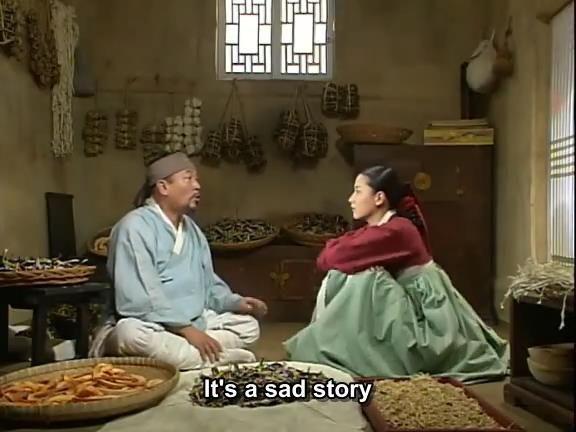 dae jang geum   Dae Jang-Geum = Jewel in the Palace ) Jang-geum and her Dukgu a ...
