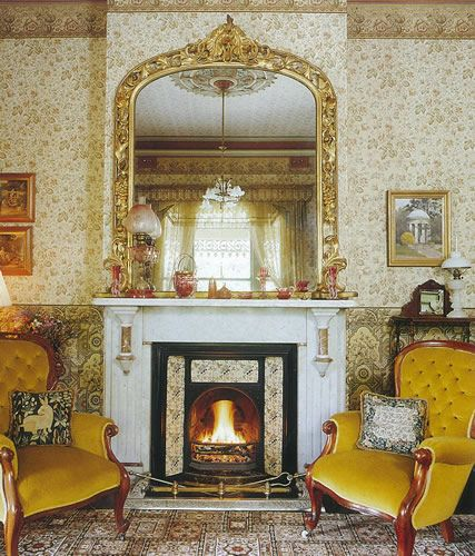 117 best victorian home interiors images on pinterest | victorian
