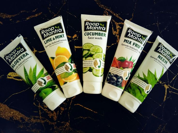 Know all about Roopmantra Face Washes.... #facewash