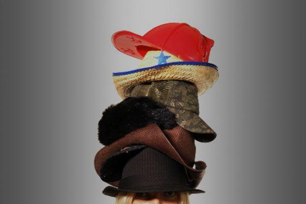 Jenis Jenis Topi