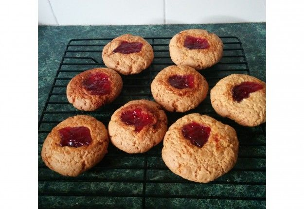 Easy Jam Drops - Real Recipes from Mums