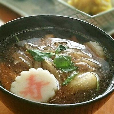 【年末年始に◎】そばやお雑煮に「鶏ごぼう汁」が超便利!