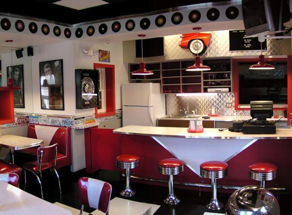 50s house interior - Google Search