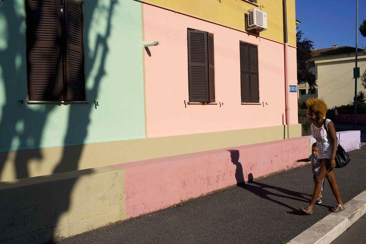 Quartiere del Trullo - Via Ventimiglia
