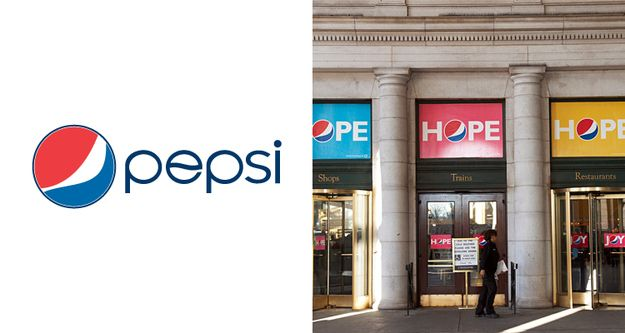 How Much Did These Famous Logo Designs Cost?     #Pepsi logo price tag: $1,000,000  The new Pepsi #logo was designed by the Arnell Group in 2008.