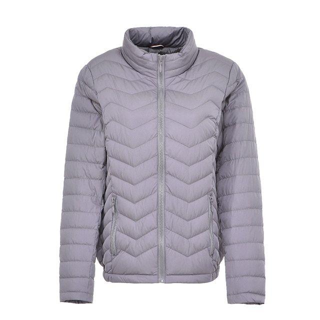 Woman Down Coat Large Size Long Ultra Light Down Jacket Winter Warm Windproof Lieghtweight Coats