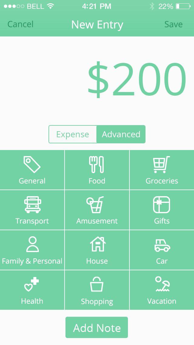 New-expense-advanced
