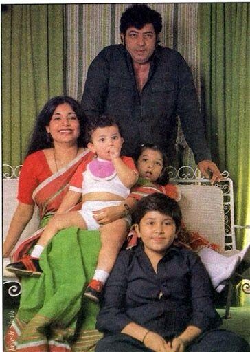 Amjad and Family