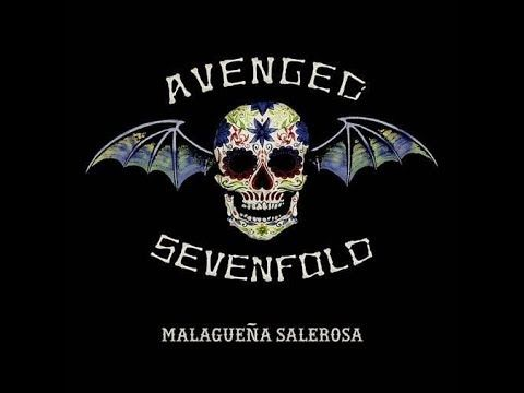 Avenged Sevenfold- Malagueña Salerosa LYRICS/LETRA ( Sub English/ Multilingual) - YouTube