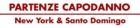 CAPODANNO - NEW YORK & SANTO DOMINGO