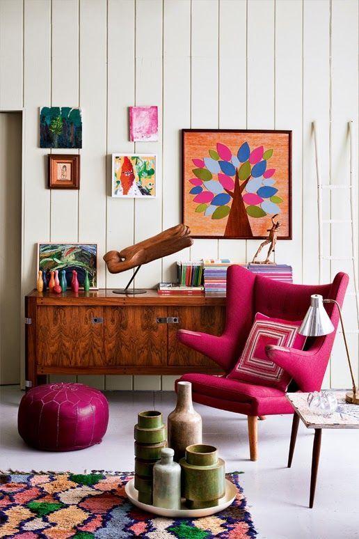 urbnite:  Hans Wegner Papa Bear Chair