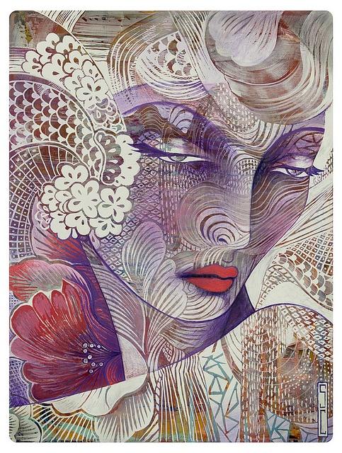 'batik' by Shannon Crees