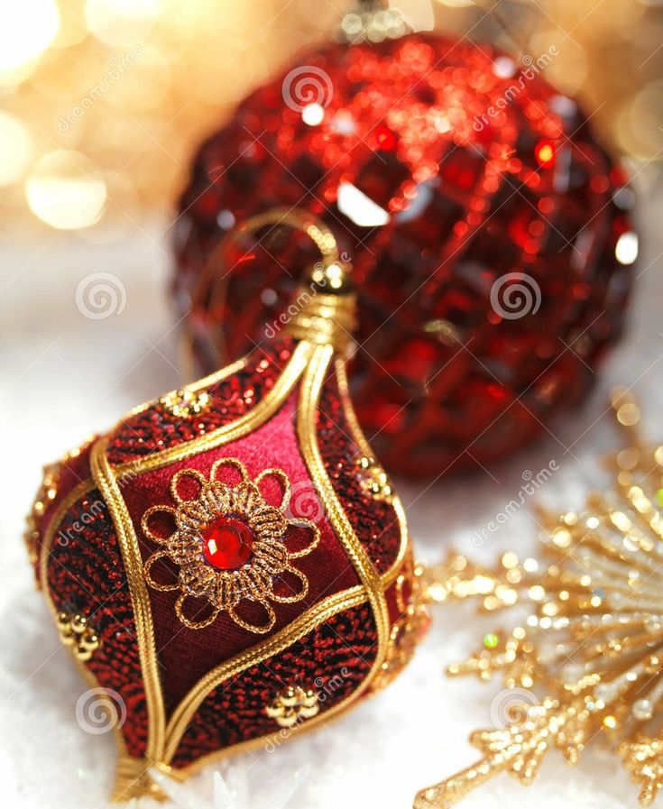 Christmas Ornaments Red And Gold : Best images about red and gold on christian