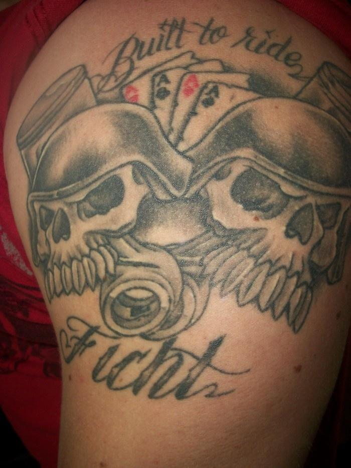 Tattoos Metal Mulisha Tattoos True Tattoo