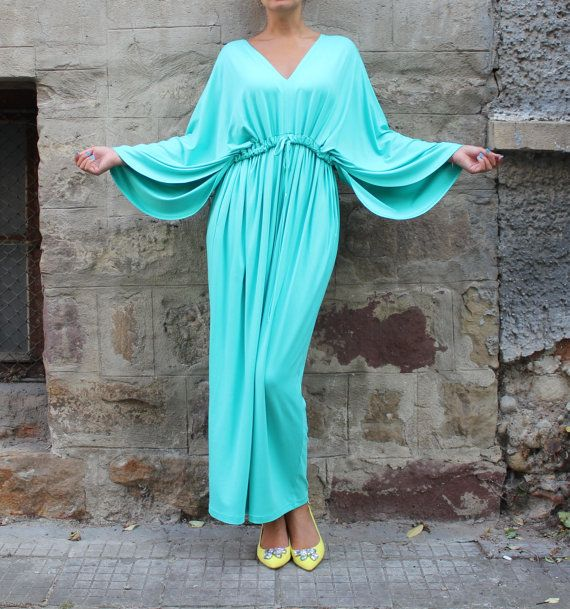 ♥ NEW MODEL FOR THE FALL 2015 ♥ ♥ MAXI ELEGANT CAFTAN DRESS ♥ THIS MODEL HIGHLIGHTS THE BEAUTIFUL WOMAN SHAPES , BUT IN THE MEANTIME GIVES