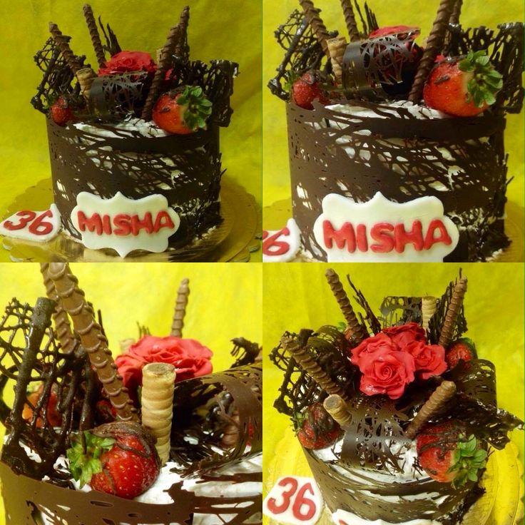Compleanno Misha