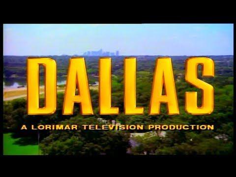 DALLAS  - Serie de TV  ( Intro Latino ) - YouTube