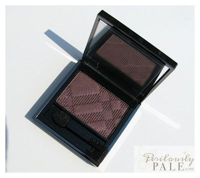 Burberry Sheer Eye Shadow No 24 Mulberry for Fall 2012 ~ Swatches, Photos, Review  Perilously Pale