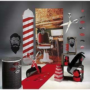 Mit unserer #Barber-Shop #Dekoration setzen Sie Rasur und #Bartpflege so richtig in Szene. #Deko #Woerner  ✅✔️https://www.decowoerner.com/de/Saison-Deko-10715/Themen-Deko-10728/Komplette-Themen-Dekoideen-11486/Dekoidee-Barbier-Shop-666.015.00.html