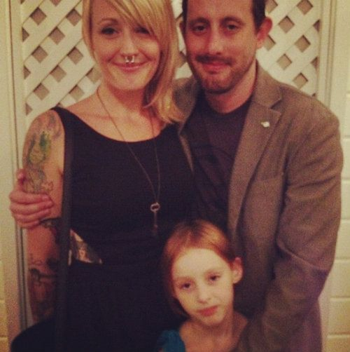 Geoff ramsey daughter