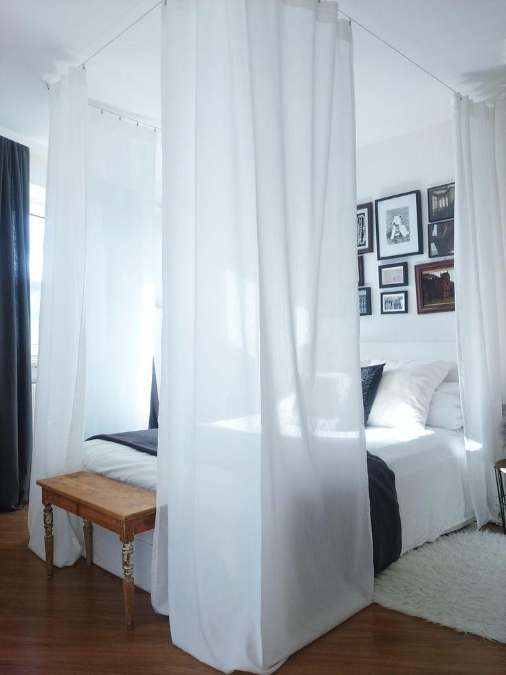 Plakatbett Liebe. #Schlafzimmer #Bett #Schlafbett # …   – °° one room °°