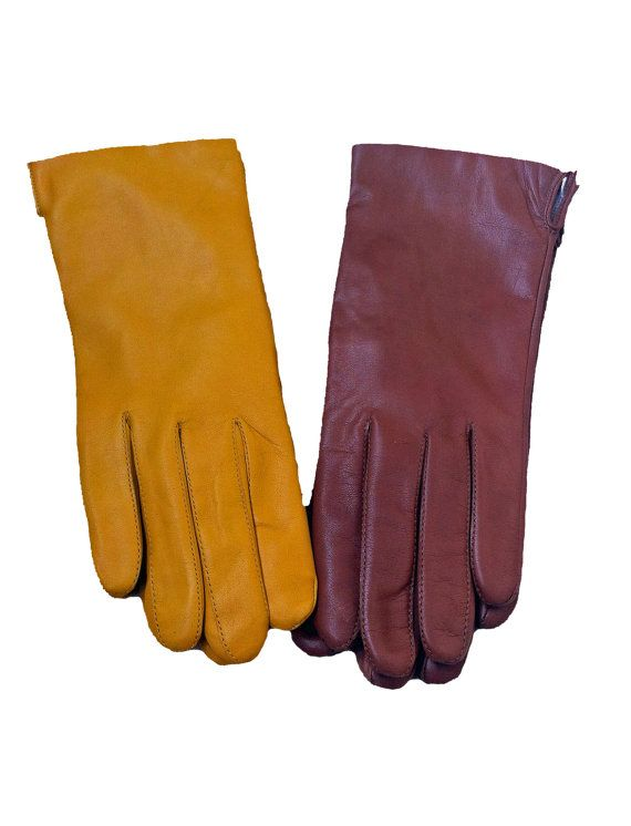 New winter gloves for womenfall colorgift for heryellow