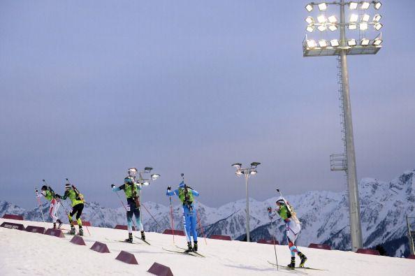 И снова трасса Лаура. Олимпийские игры 2014 #olympicgames #sochi #олимпийскиеигры #мачтыосвещения #спортивное освещение