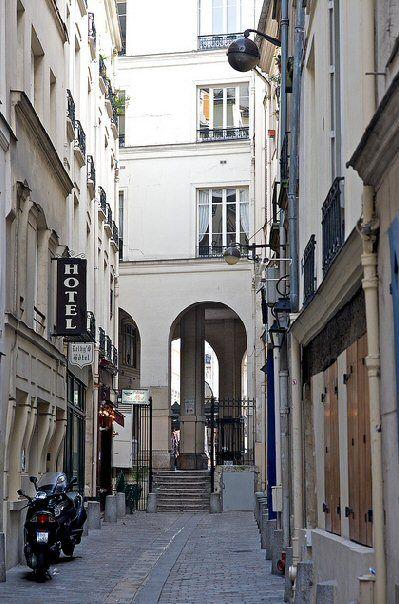 rue de l'Hirondelle - Paris 6e