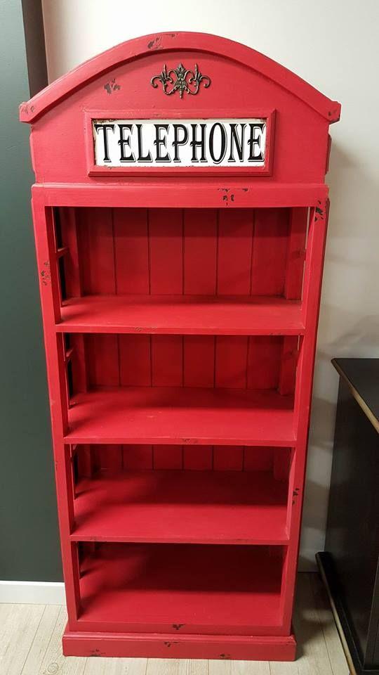 NEWTIQUE | Telephone bookshelves