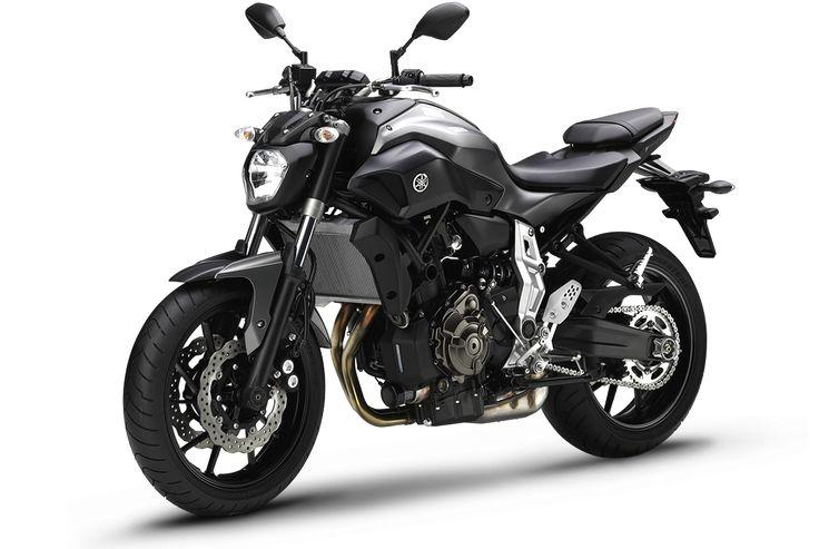A nova Yamaha MT-07 2016 é fácil maneabilidade e tem uma grande agilidade. é uma motocicleta ideal para pilotos que buscam no seu dia a dia performance, adrenalina e estilo. Com seu novo motor Crossplane e quadro leve e resistência, além de sem extremamente econômica.