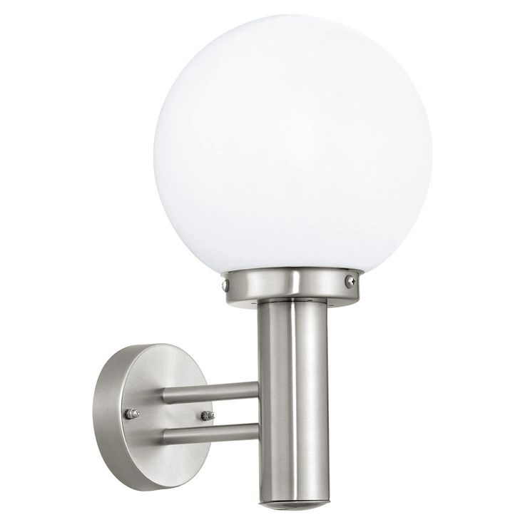 125 best exterior wall mounted lights images on pinterest wall mounted lights the eglo nisia is a contemporary looking exterior wall light with a aloadofball Gallery