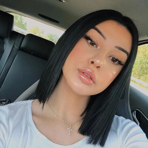 Black Lace Frontal Wig Best Relaxer For Weak Hair – wcwigs