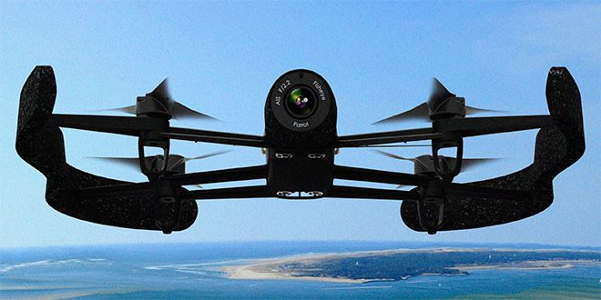 An App-Controlled Drone That Delivers Beautiful 1080p Footage | Gadget Lab | WIRED