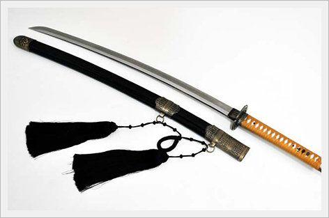 Korean Traditional Sword : Sam Jeong Do