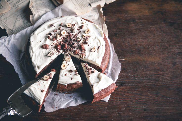 Čoko gaštanová torta