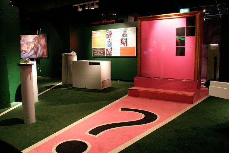 Location: Experimentarium, Denmark www.egecarpets.com