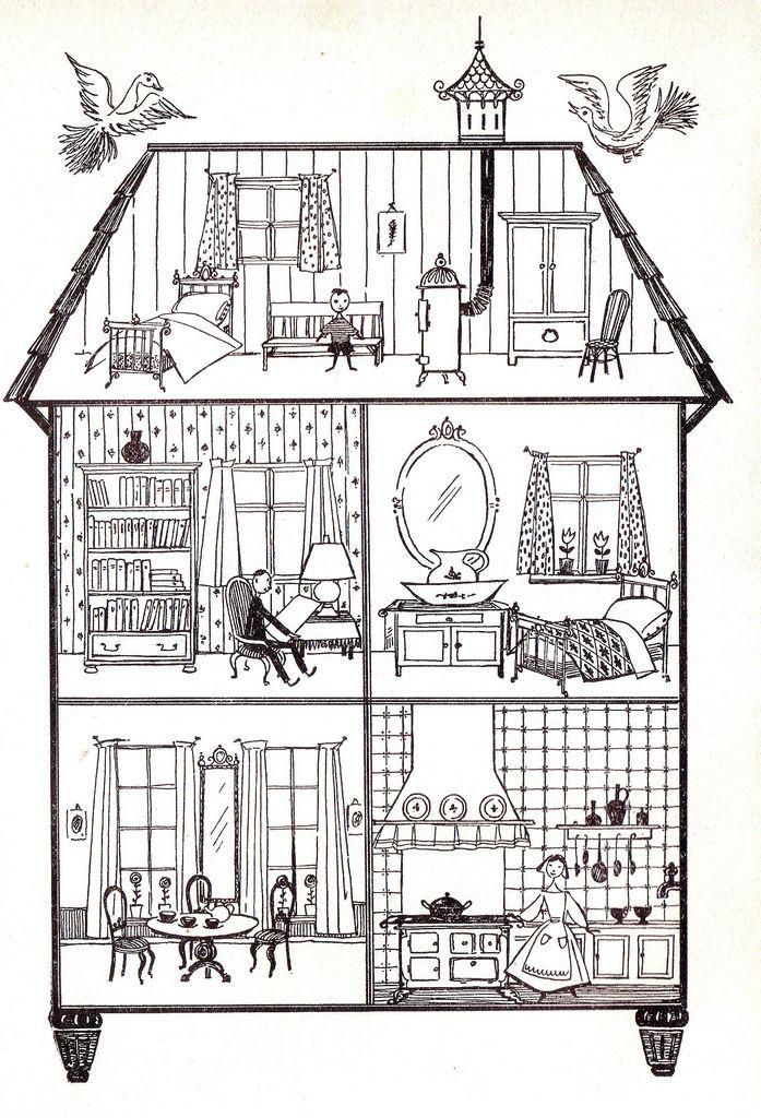 All sizes | dollshouse l950ies | Flickr - Photo Sharing!
