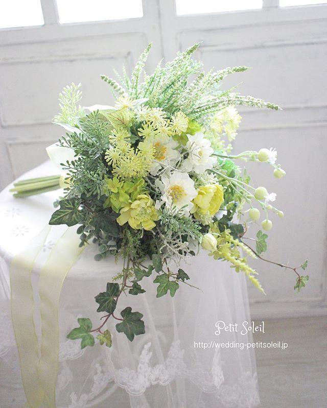 アーティフィシャルフラワーのナチュラルテイストなクラッチブーケ ♡ Natural bouquet of the artificial flower ♡ #bouquet #weddingbouquet #weddingideas #bridalbouquet #flowerstagram #flowerarrangement #flowerslovers #flowers #fieldflowers #野の花 #アーティフィシャルフラワー #造花 #クラッチブーケ #ウェディングブーケ #ナチュラル #ワイルドブーケ #花のある暮らし #花好きな人と繋がりたい #shabbychic #フラワーアレンジメント #草花
